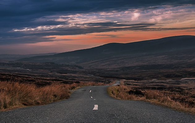 scenic drives in wicklow